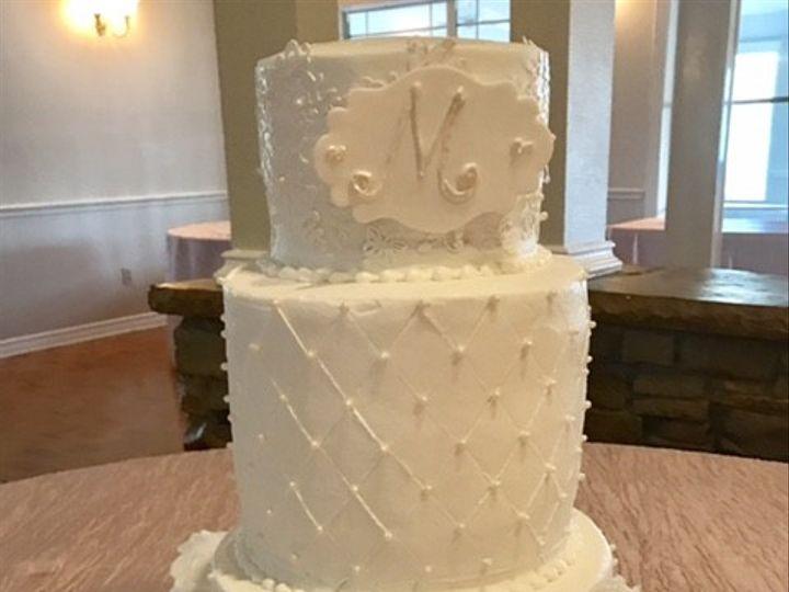 Tmx 1504618250429 22 Conroe, Texas wedding cake