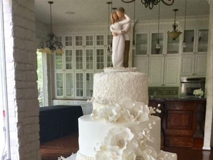 Tmx 1504618310228 Main Conroe, Texas wedding cake