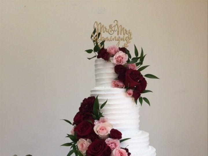 Tmx 1504618310243 Main2 Conroe, Texas wedding cake