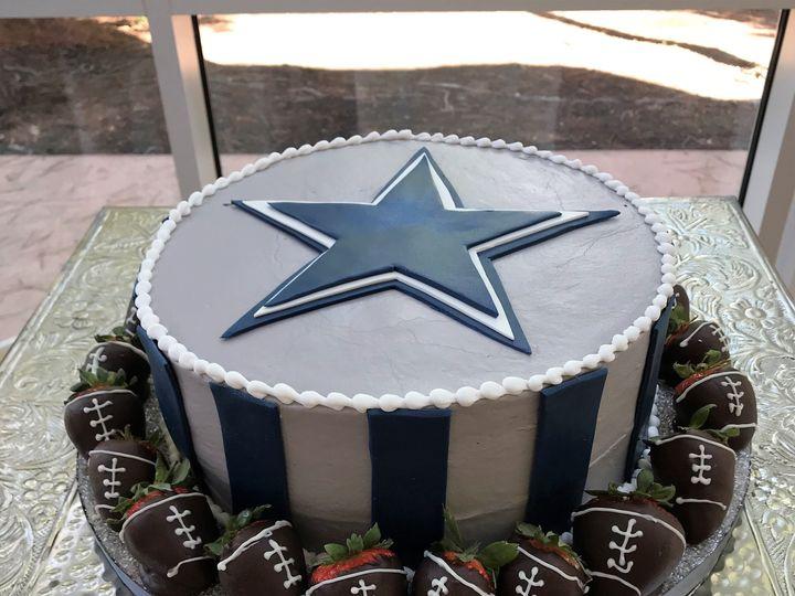 Tmx Img 6327 51 544811 V1 Conroe, Texas wedding cake