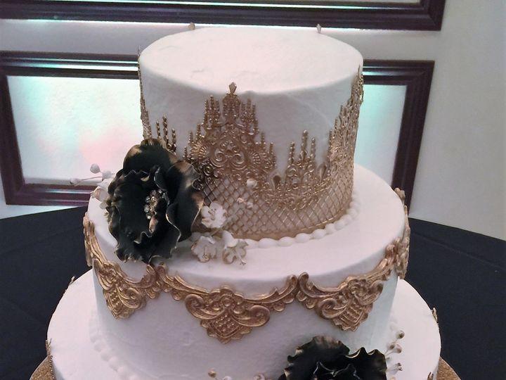 Tmx Img 6562 51 544811 1565280184 Conroe, Texas wedding cake