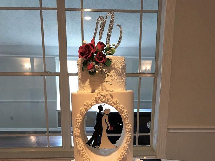 Tmx Img 8779 2 51 544811 1565280183 Conroe, Texas wedding cake