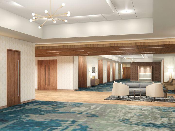 Tmx Conference Room Prefunction3680 51 1035811 V1 Kalamazoo, MI wedding venue