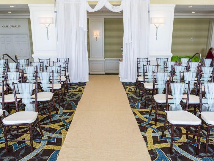 Tmx 1399488778952 Receptionline08 Virginia Beach, Virginia wedding venue