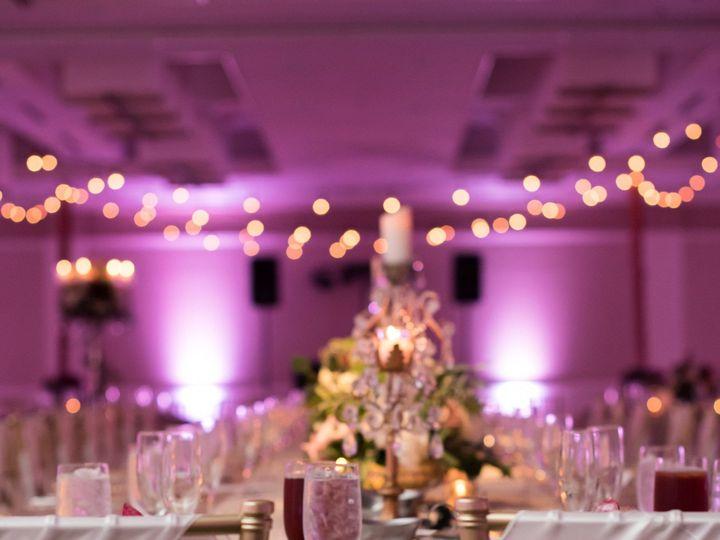 Tmx 1482939905585 Stephanieeddiewedding Chivari And Purple Up Lighti Virginia Beach, Virginia wedding venue