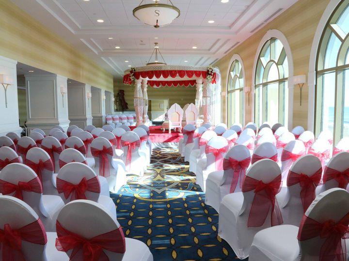 Tmx 1482941517056 Ceremony On Foyer Long View Virginia Beach, Virginia wedding venue