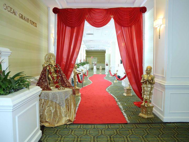 Tmx 1482941542463 Entrance To Ocean Grand Hallway Virginia Beach, Virginia wedding venue