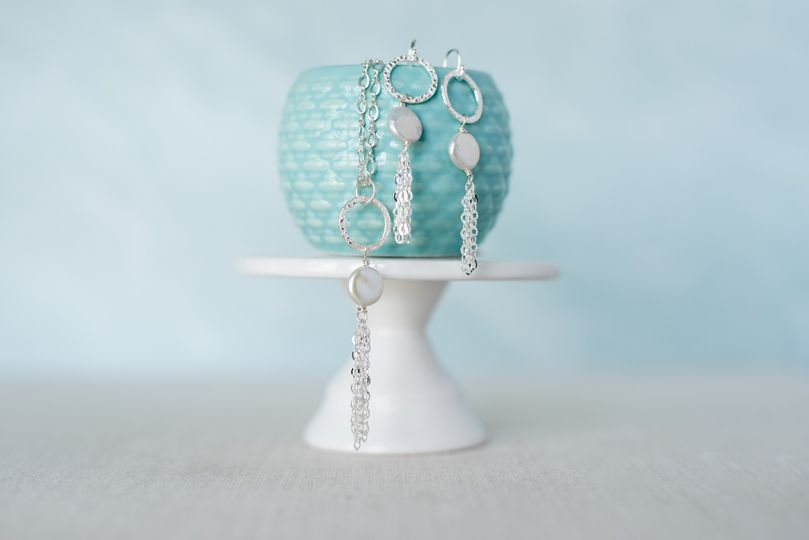 freshwater coin pearl and tassel set by lauren nygard 014 51 1075811 158473432363642
