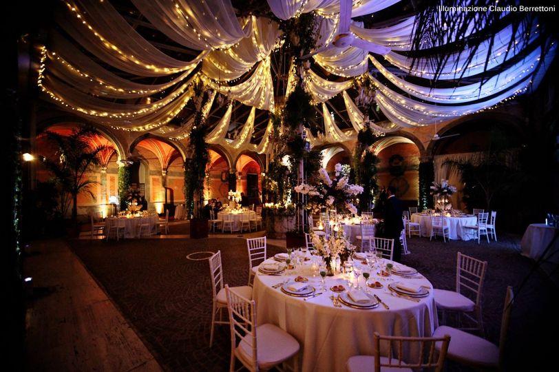 Wedding at TorCrescenza Castle