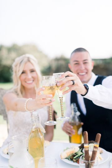 Here's to Marriage!