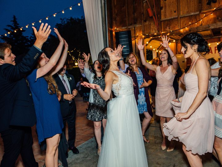 Tmx 1493427370817 Bride And Friends Dancing Santa Barbara, CA wedding dj