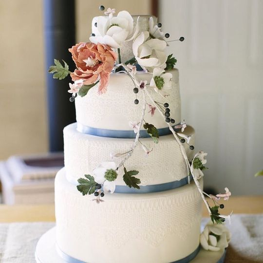 wedding cakes san jose california miss louise bakes wedding cake san jose ca weddingwire 25427