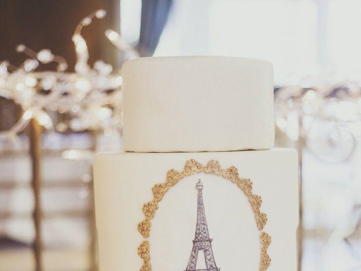 Tmx 1458856442379 Sebastian Mariel Reception 0118 San Jose wedding cake