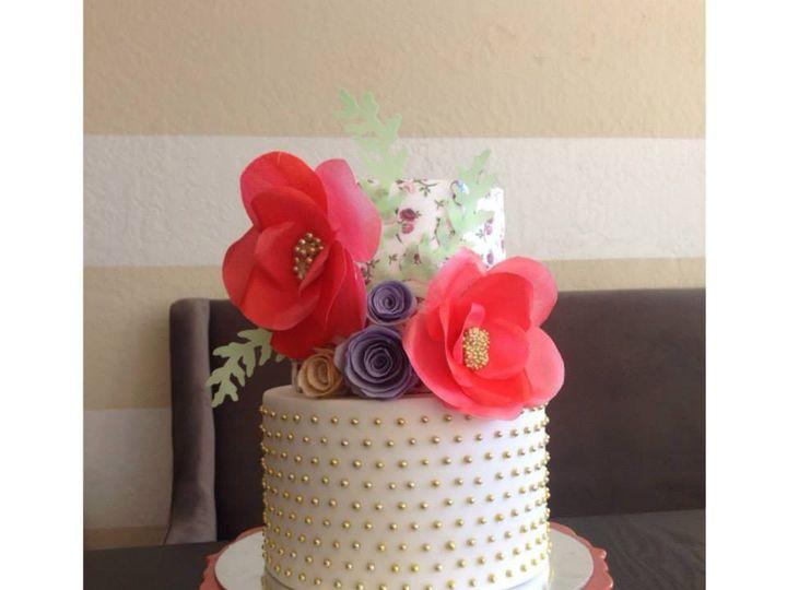 Tmx 1458856512079 1661263461788113923058309994364n San Jose wedding cake