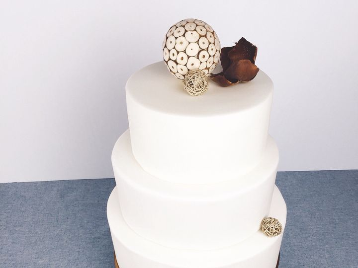 Tmx 1460135590670 Img9679 San Jose wedding cake