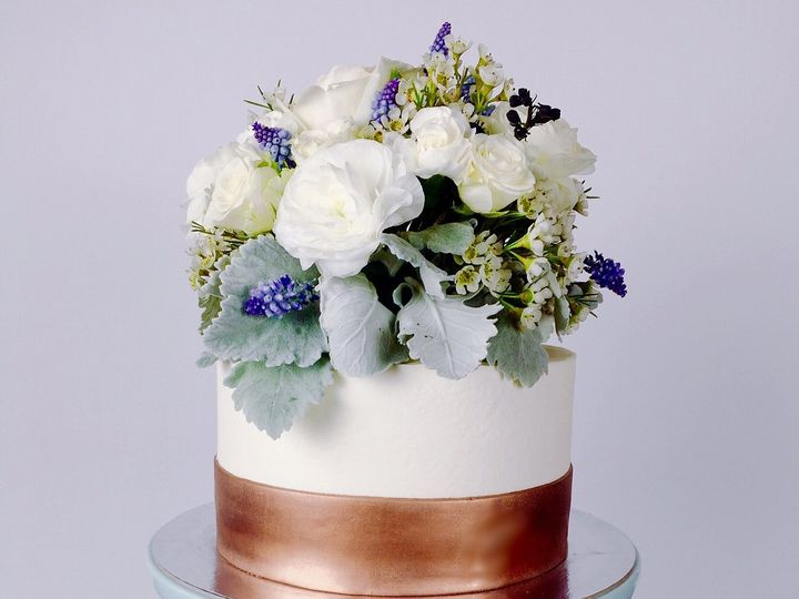Tmx 1460135611411 Img9742 San Jose wedding cake