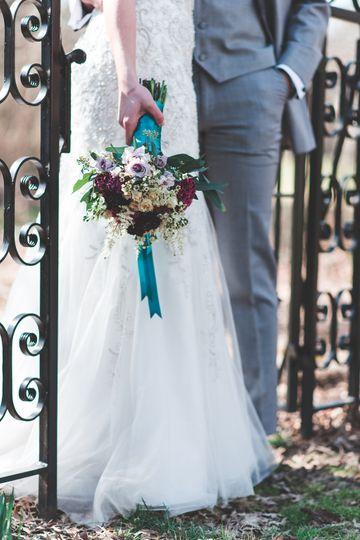Wedding at Bolingbroke Mansion