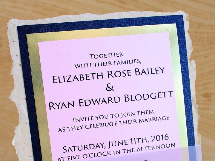 Tmx Golden Girls Invite Front Angle 51 737811 Buffalo, NY wedding invitation