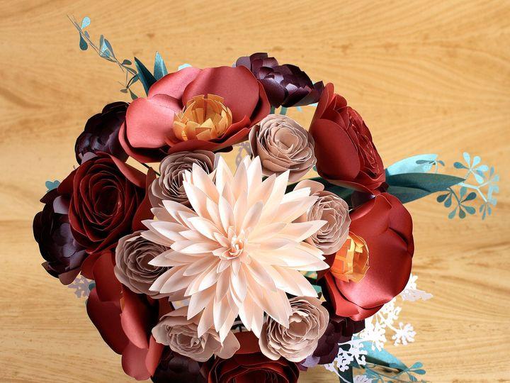 Tmx Large Bouquet Top View 51 737811 Buffalo, NY wedding invitation