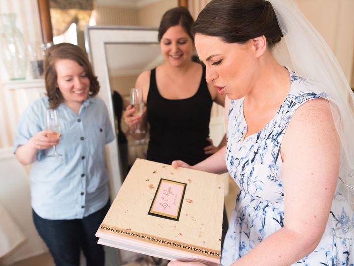 Tmx Preceremony L 12 51 737811 Buffalo, NY wedding invitation