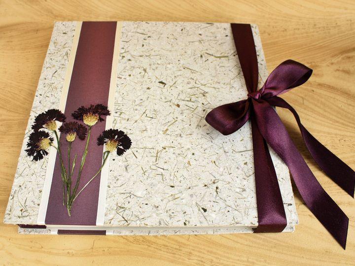 Tmx Wedding Book Flowers 51 737811 Buffalo, NY wedding invitation