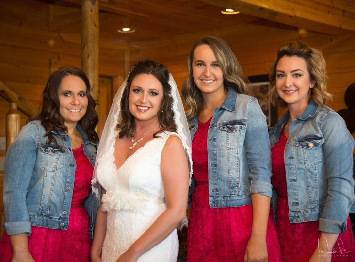 Mountain Wedding Flair