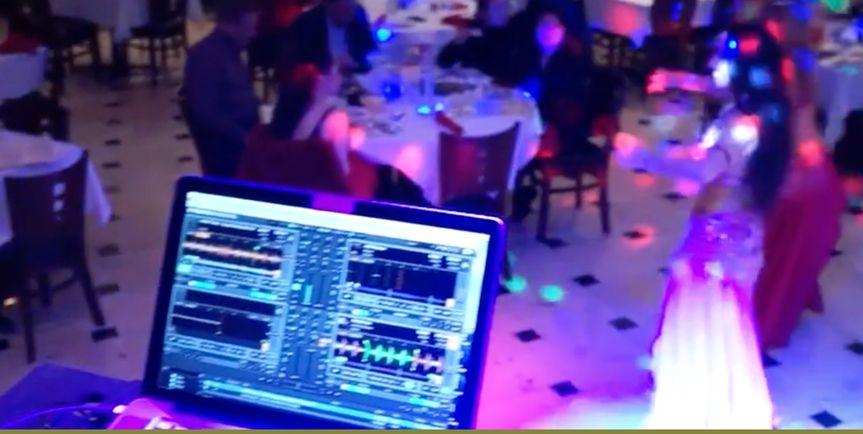 DJ filling the dance floor