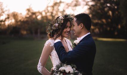 The wedding of Liseil and Steve
