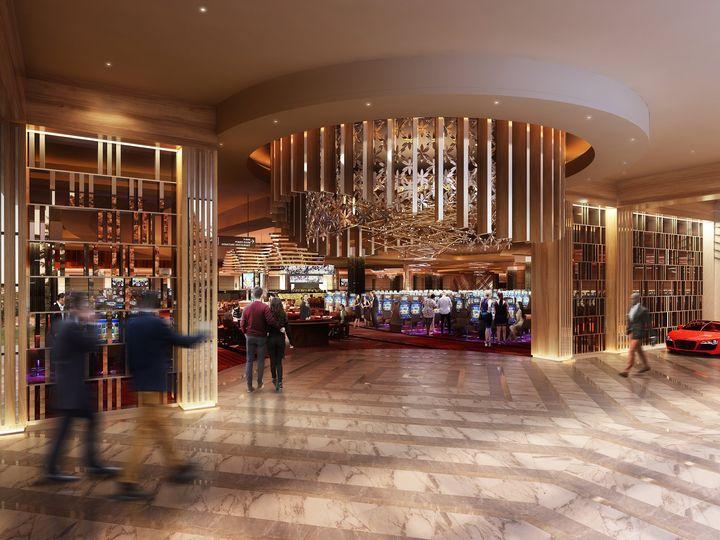 Tmx Casino Entrance From Lobby Live Casino Hotel Philadelphia 51 1988811 160752647488634 Philadelphia, PA wedding venue
