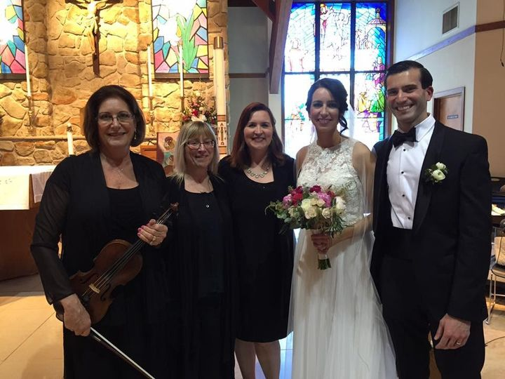 Tmx 1468880336138 Party Of Three New Haddonfield, New Jersey wedding ceremonymusic