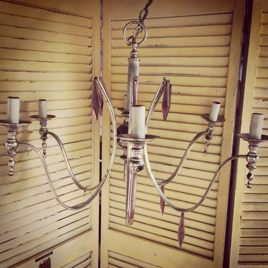 Rustic Chandeliers and lighting for indoor or outdoor use.