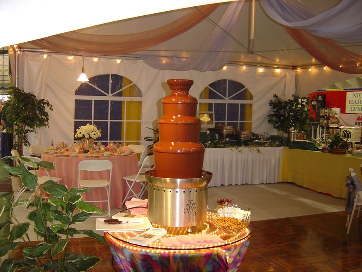Tmx 1480627016738 Chocolate Fountain 2 White River Junction wedding catering