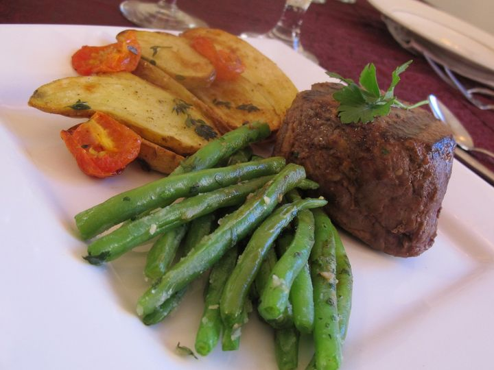 Tmx 1480627118876 Filet Mignon Thyme Roasted Fingerlings  Tomatoes W White River Junction wedding catering