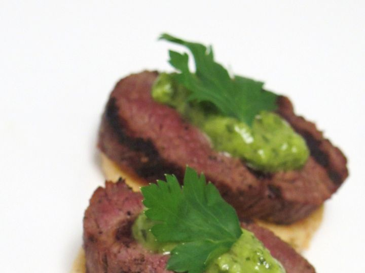 Tmx 1480691082247 Grilled Tenderloin And Chimichurri On Rosemary  Pa White River Junction wedding catering