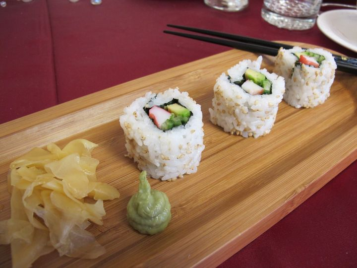 Tmx 1480691101100 House Made Sushi   L Wide White River Junction wedding catering