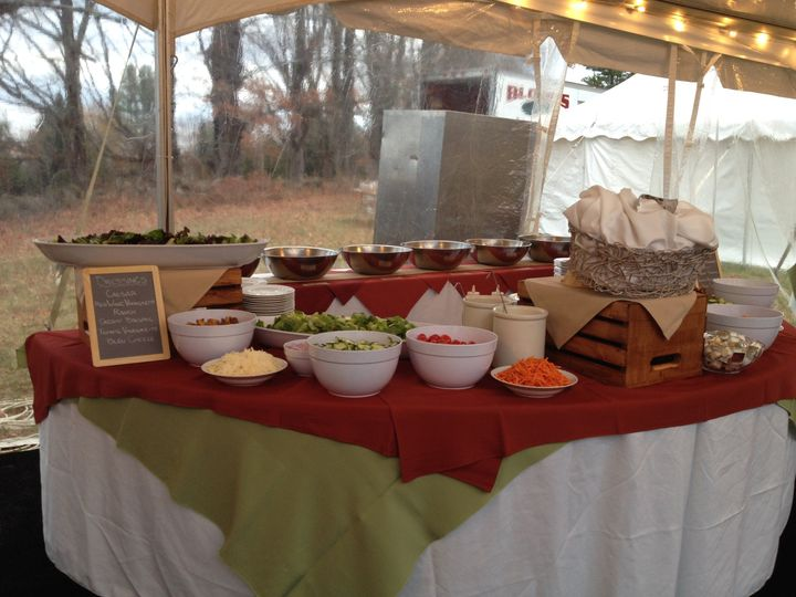 Tmx 1480704559519 Salad Station White River Junction wedding catering