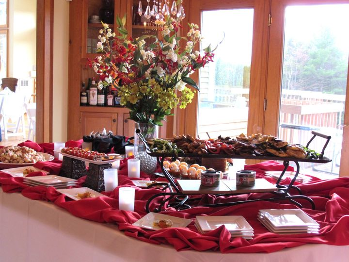 Tmx 1480704635360 Tapas Party Buffet 1 White River Junction wedding catering