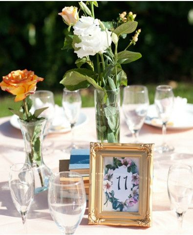 In the Clouds Events - DIY Backyard Wedding