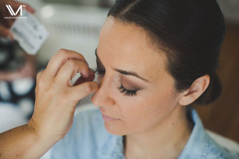 Maureen Sullivan Makeup