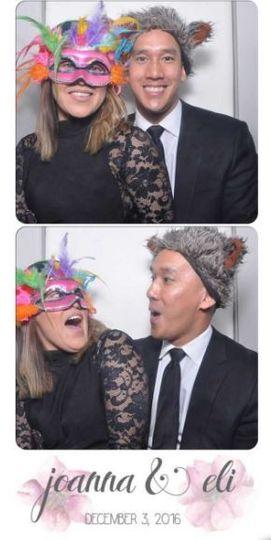 Wacky couple shots