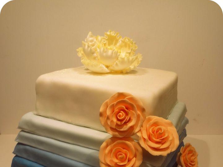 Tmx 1527194173 E9e529cb37875493 1527194171 F6c15b48d8f3c3f3 1527194166104 10 DSC03016 Elkins Park, PA wedding cake