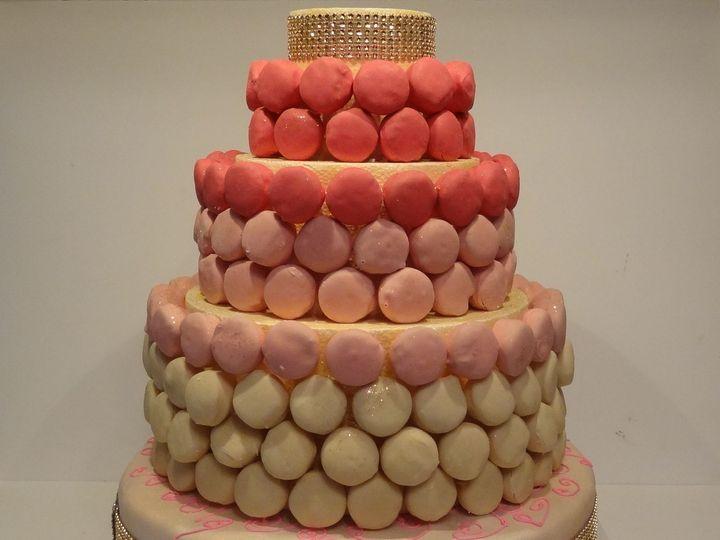 Tmx 1527194174 Bfbd3a6e83ccecc1 1527194170 115628f1e6647345 1527194166103 8 DSC02921 Elkins Park, PA wedding cake