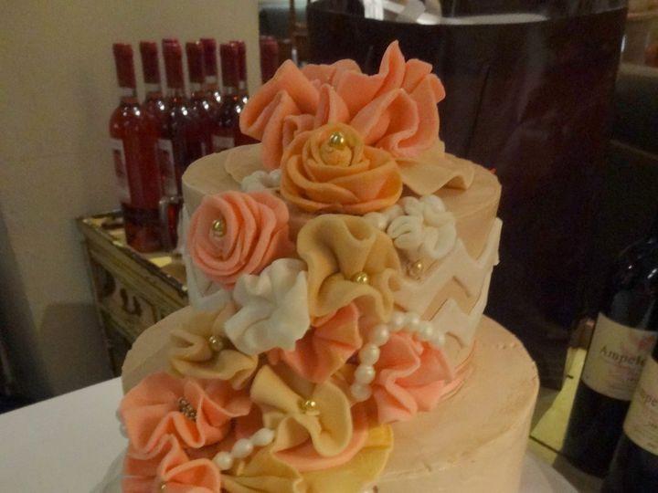 Tmx 1527194175 5295c82b7bfd9014 1527194169 75d95c4a0bac1cb2 1527194166101 5 DSC02305 Elkins Park, PA wedding cake