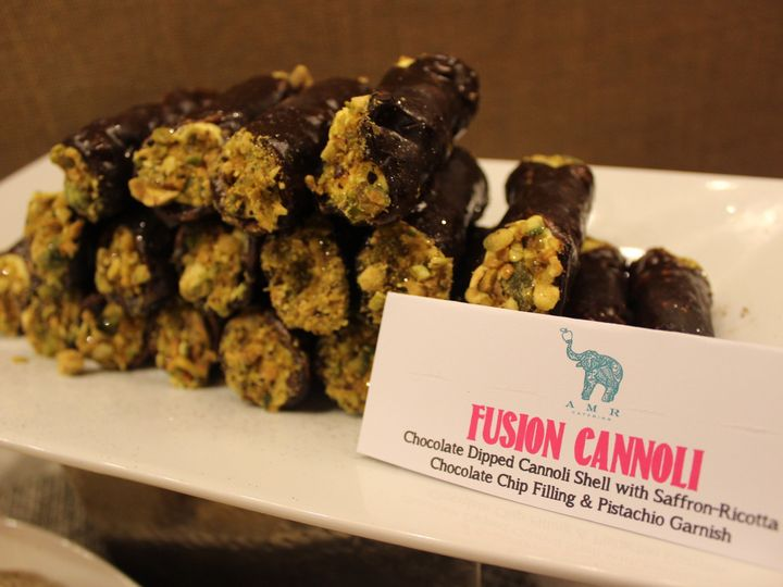 Tmx 1527196497844 Fusion Cannoli   Saffron Elkins Park, PA wedding cake