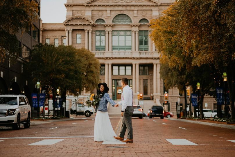A Little Courthouse Wedding