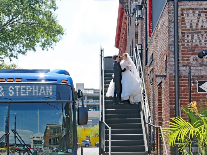 Tmx Dash 5633 51 1883911 1568666104 Alexandria, VA wedding transportation