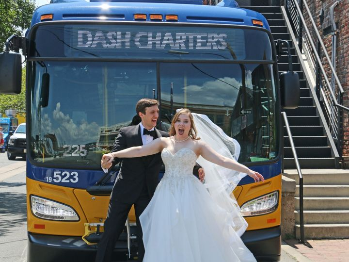 Tmx Dash 5655 51 1883911 1568665225 Alexandria, VA wedding transportation