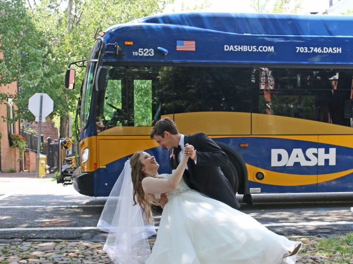 Tmx Dash 5670 51 1883911 1568665263 Alexandria, VA wedding transportation
