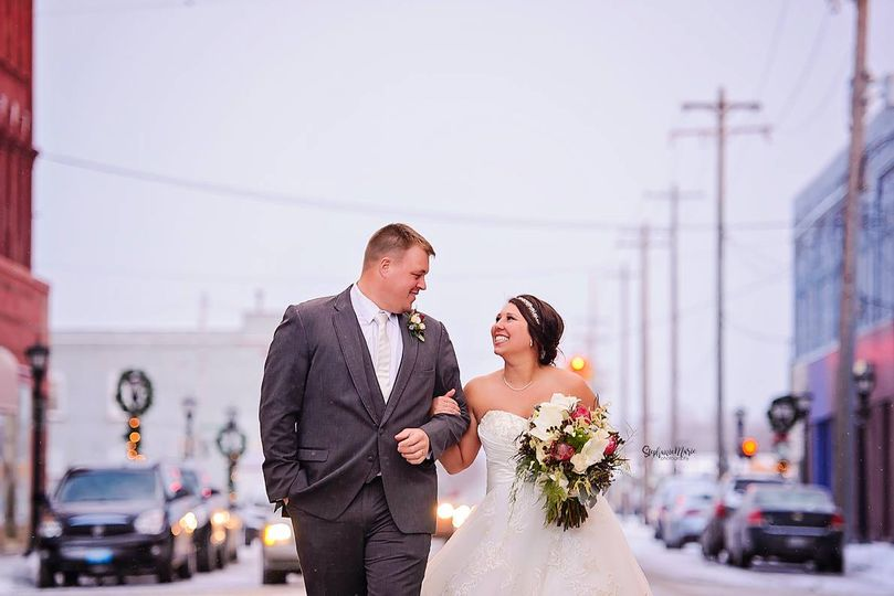Midland Wedding Photographer