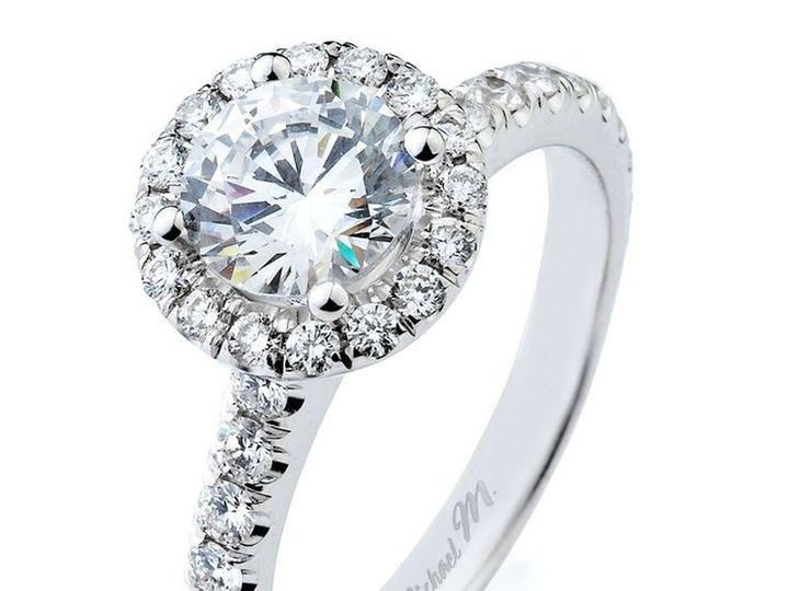 Tmx 1414133536317 Fecd8811473f05ce96da9fda58fd34fb Clive wedding jewelry